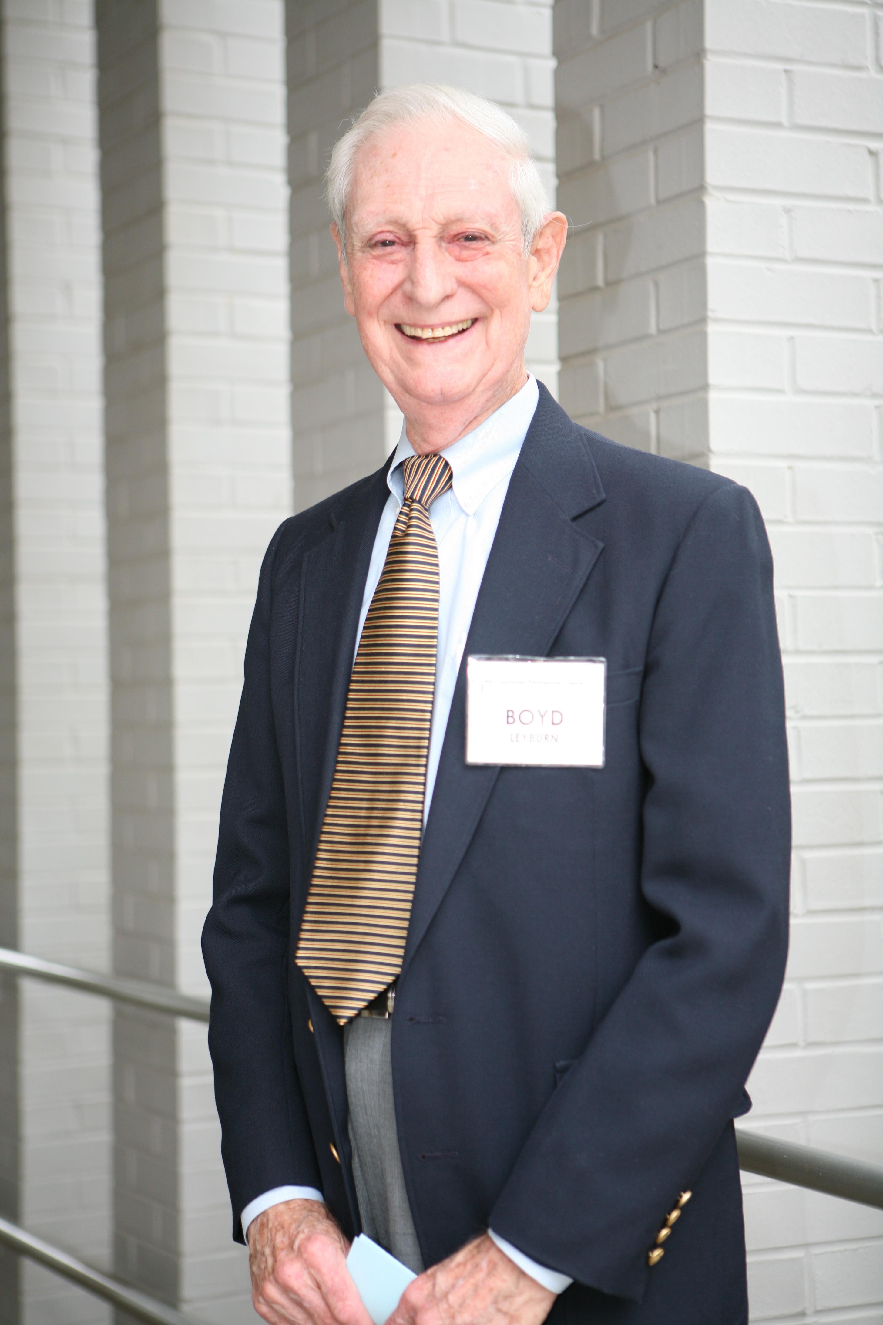 Boyd Leyburn